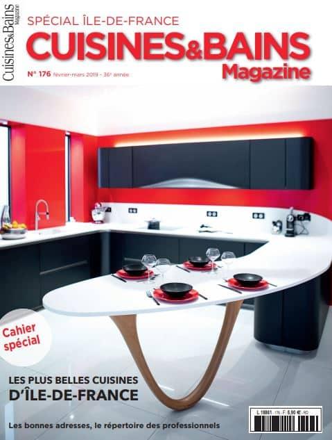Un cahier spécial de Cuisines & Bains Magazine.